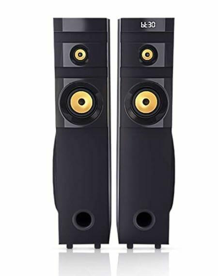 best tower speaker under 10000